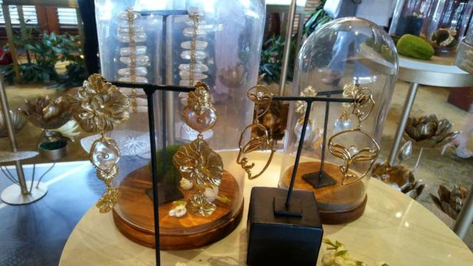 Perhiasan bertema Ubud dari Tulola