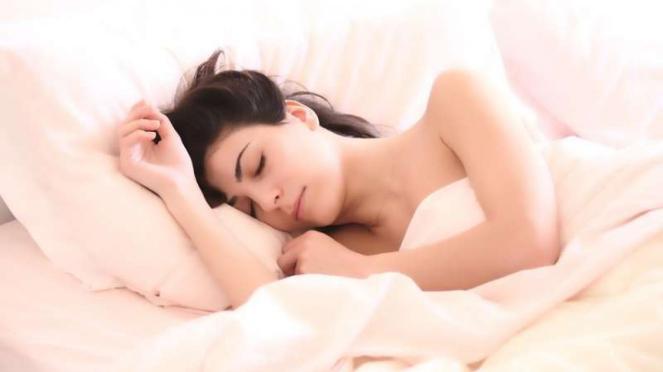 Ilustrasi mimpi dalam tidur