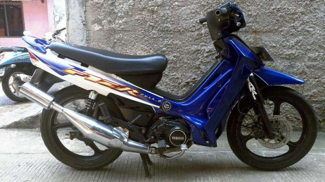 Yamaha F1ZR