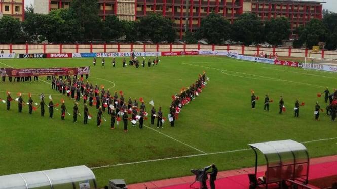 Stadion PTIK kandang baru Bhayangkara FC