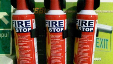 Alat pemadam api ringan atau APAR