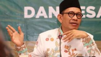 Ketua Pengurus Besar Nahdlatul Ulama (PBNU), Robikin Emhas.