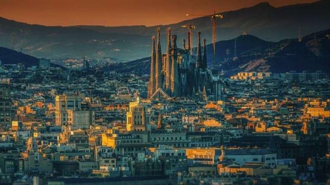 Kota Barcelona, Spanyol