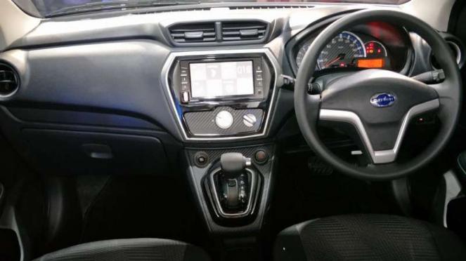 Interior New Datsun GO