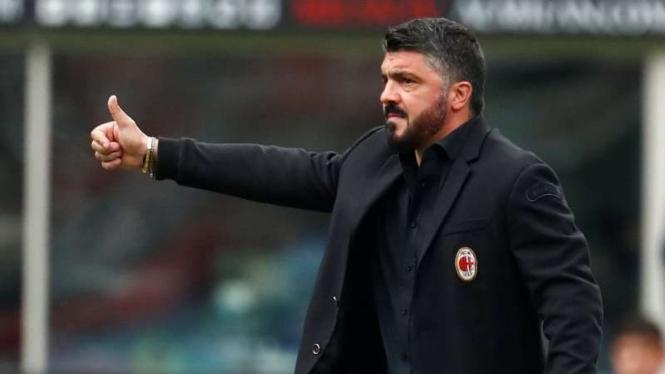 Pelatih AC Milan, Gennaro Gattuso