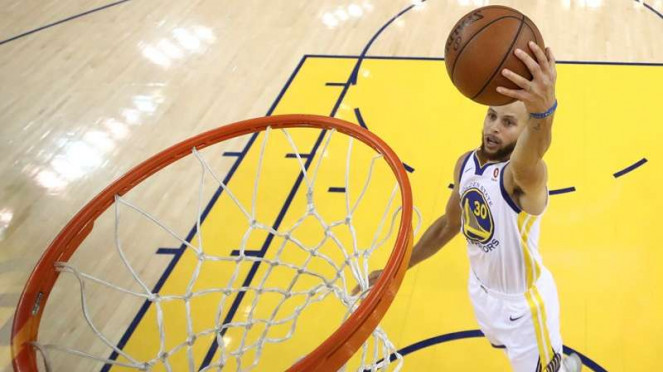 Point guard Golden State Warriors, Stephen Curry
