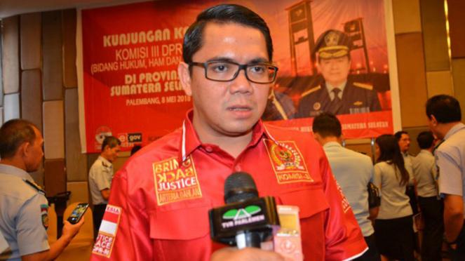 Anggota DPR RI Arteria Dahlan