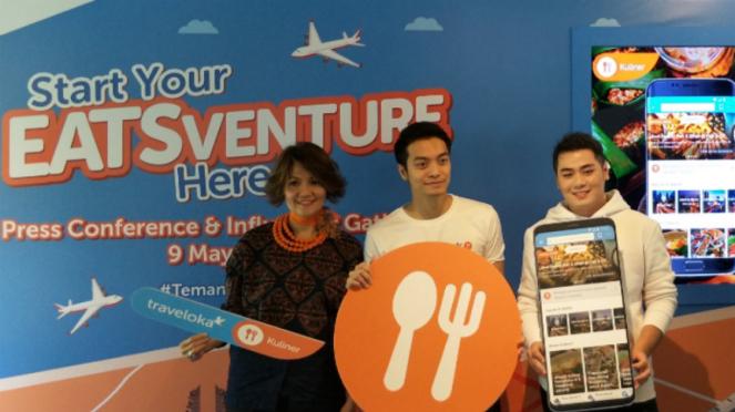 Peluncuran Kuliner Traveloka.