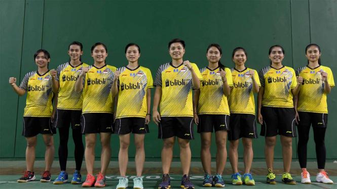 Tim Piala Uber Indonesia