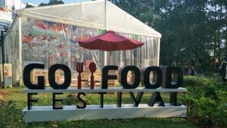 GO-FOOD Festival.