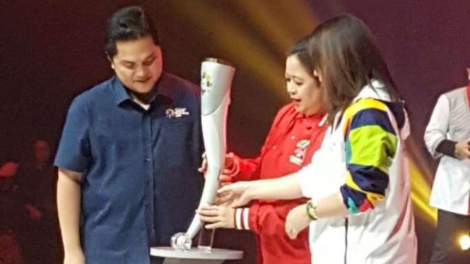 Obor Asian Games 2018 resmi diperkenalkan