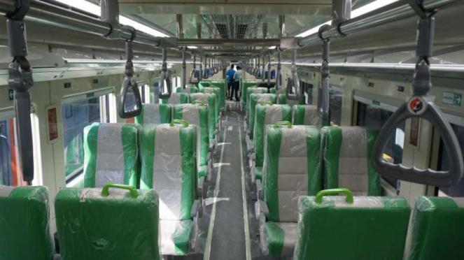 Kereta Khusus Bandara Dipakai buat Penumpang Solo-Yogya