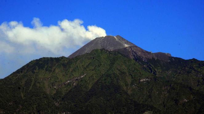 Letusan Gunung Merapi