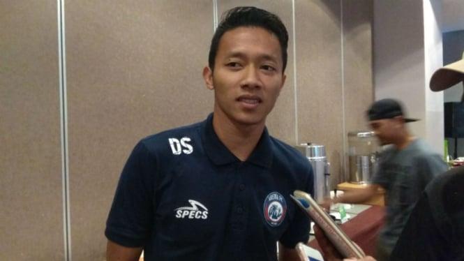 Kapten Arema FC, Dendi Santoso