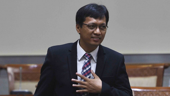 Wakil Ketua Internal Komnas HAM RI, Munafrizal Manan