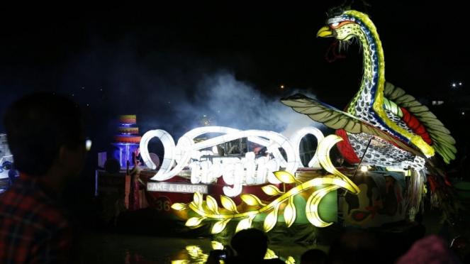 Festival Banjir Kanal Barat Kota Semarang