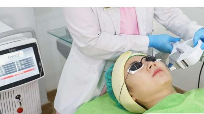 Perawatan Photo Facial