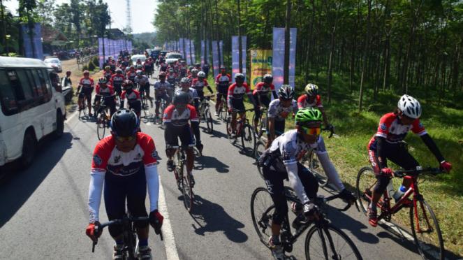 Para bikers Semar Lali Ngonthel 2018.