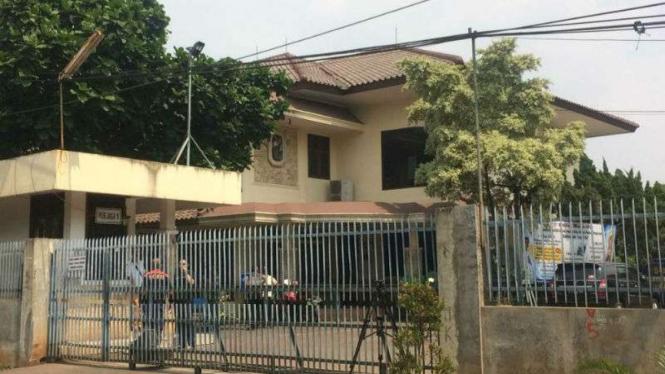 Heboh ancaman bom di Gereja Santa Anna, Duren Sawit, Jakarta Timur.
