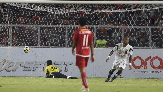 Pertandingan Persija Jakarta vs Madura United