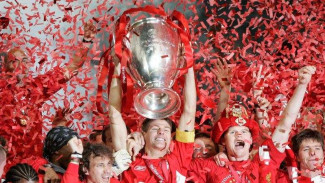 Liverpool juara Liga Champions 2004/2005