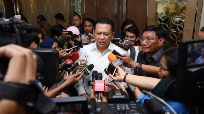 Politikus Golkar Bambang Soesatyo