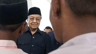 Perdana Menteri ke-7 Malaysia, Tun Mahathir Mohamad
