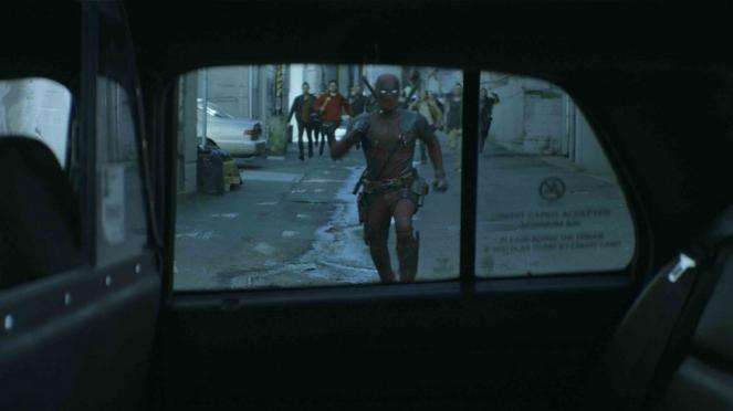 Cuplikan Film Deadpool 2