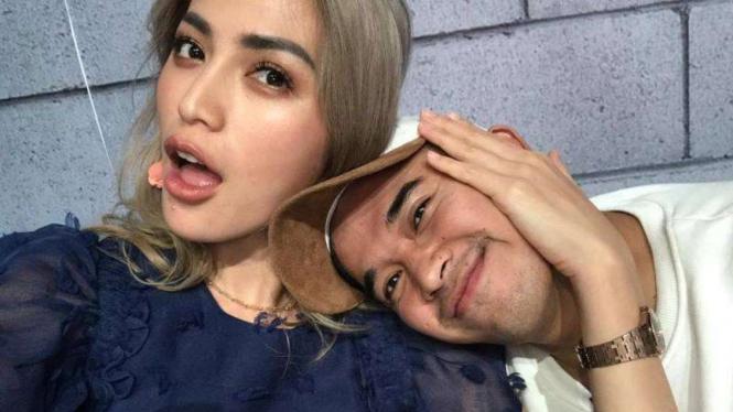 Anwar Sanjaya dan Jessica Iskandar