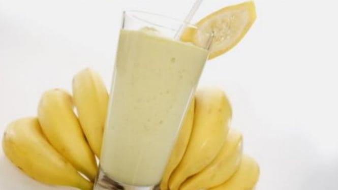 resep smoothies pisang
