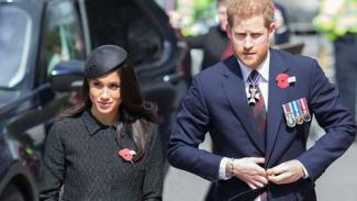 Charles Positif COVID-19, Pangeran Harry-Meghan Pindah ke Los Angeles