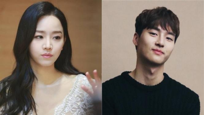 Shin Hye Sun dan Yang Se Jong
