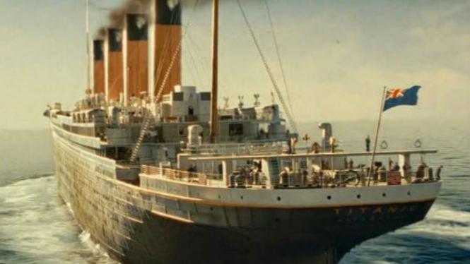 Kapal RMS Titanic.