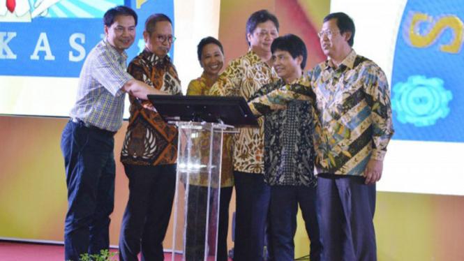 Wakil Ketua Komisi VI DPR RI Dito Ganinduto