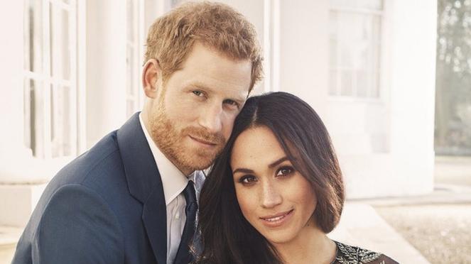 Ratusan juta orang di dunia diperkirakan akan menonton pernikahan Pangeran Harry dan Meghan Markle. - Alexi Lubomirski