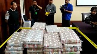 Uang pengganti koruptor BLBI Samadikun Hartono Rp87 miliar.