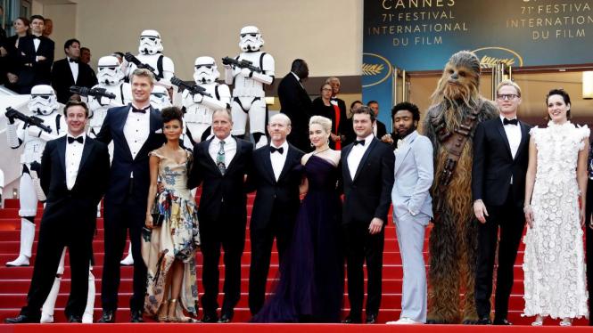 Sutradara dan Pemain Solo: A Star Wars Story