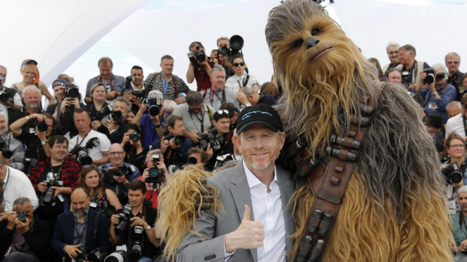 Ron Howard sutradara Solo: A Star Wars Story