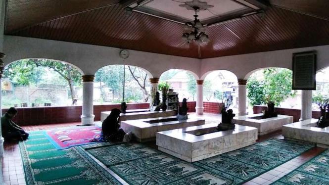 Wisata ziarah di Makam Pangeran Jayakarta, Jatinegara Kaum, Jakarta Timur