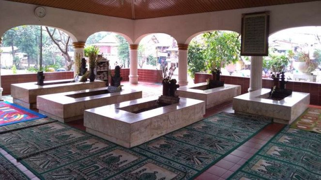 Makam Pangeran Jayakarta, Jatinegara Kaum, Jakarta Timur