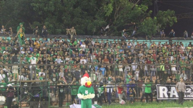 Suporter PSMS Medan