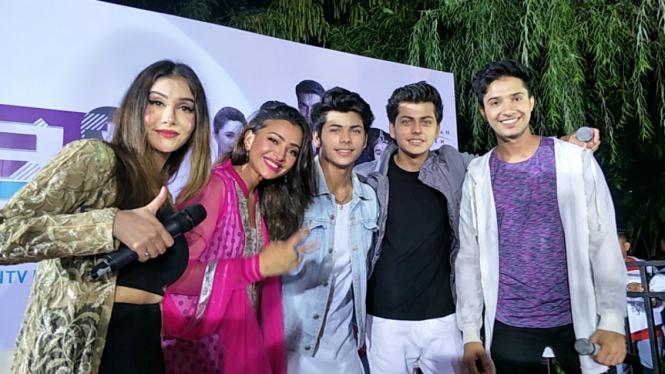 Bintang India di ANTV