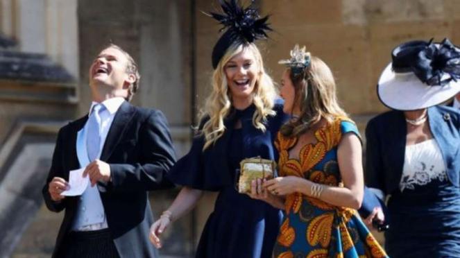 Dua mantan kekasih Pangeran Harry, Chelsy Davy dan Cressida Bonas