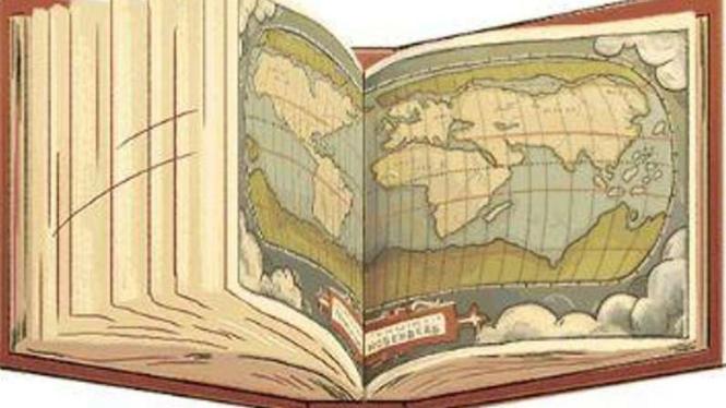 Google Doodle Abraham Ortelius.