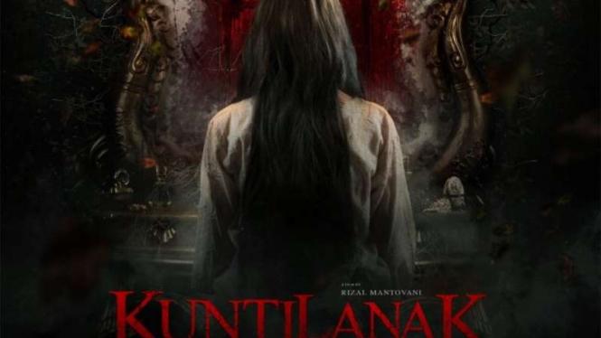 Poster film Kuntilanak