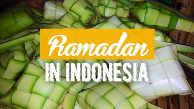 Ramadan Indonesia.