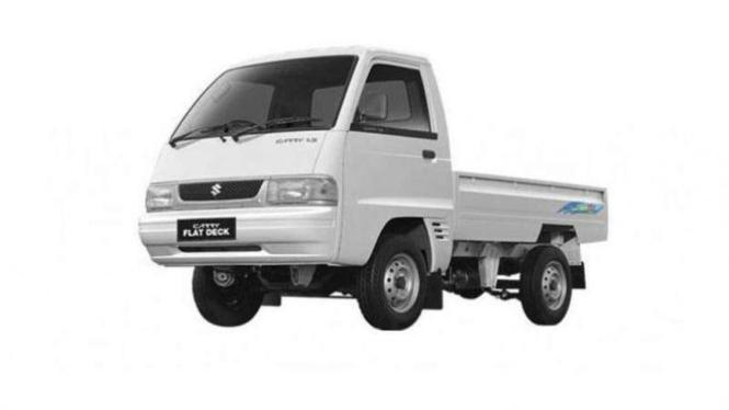 Punya Suzuki Carry, Buruan Buka Laman Suzuki Indonesia