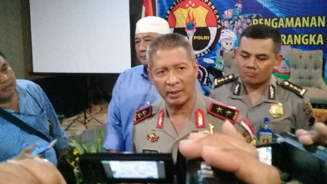 Kapolda Jawa Tengah Inspektur Jenderal Polisi Condro Kirono