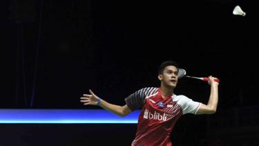 Pebulutangkis tunggal putra Indonesia, Firman Abdul Kholik