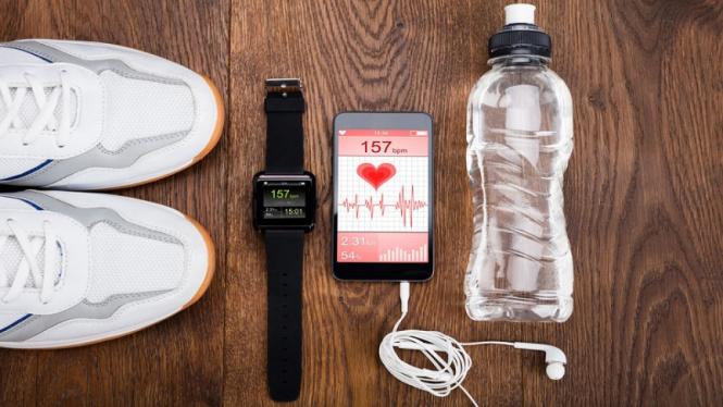 Cara Manfaatkan Ponsel Pintar untuk Menjaga Kesehatan